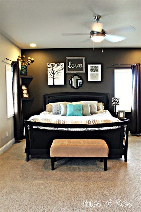 accent wall paint ideas dark wall paint is by behr quot bittersweet chocolate