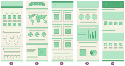 layout of infographic 10 popular infographic layout templates making you inspired