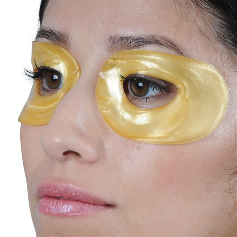 Gold Collagen Eye Mask 30 pairs collagen eye mask anti wrinkle bags ageing