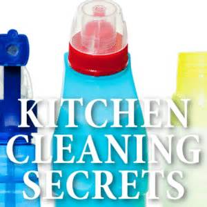 quick tips in cleaning the kitchen dr oz quick kitchen cleaning tips how to get rid of