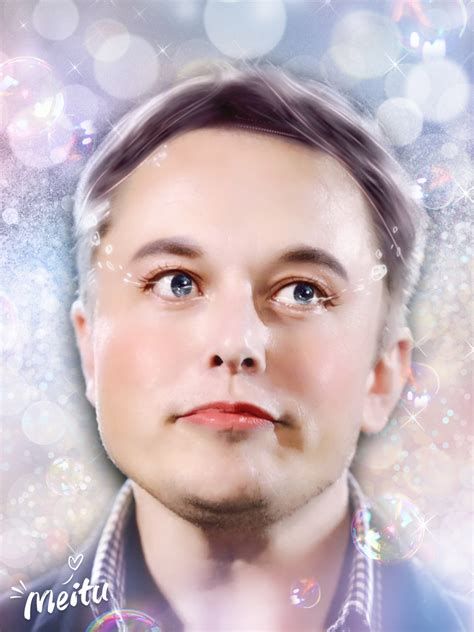 I Anime Elon Musk by 4 6 Billion Meitu App Proves Warren Buffett Would Be An
