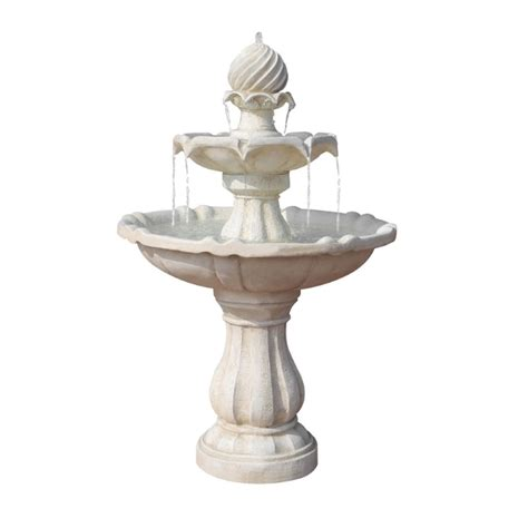 bathroom water fountain ivory solar powered 3 tier water fountain bird bath buy water features fountains