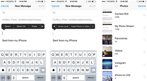 How To Find Using Email Ios 8 Wants Better File Attachment Handling Imore