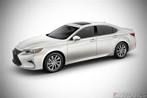 lexus es300h lexus es300h hybrid luxury sedan launched in india at