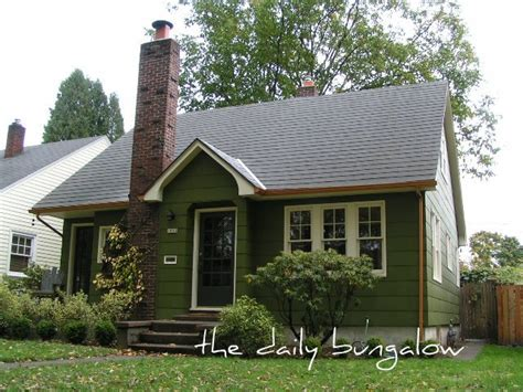 Small Home Paint Colors Exterior Color Schemes Green Paint Colors For The