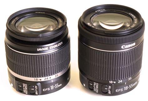 Lensa Bawaan Canon canon 600d vs canon 700d