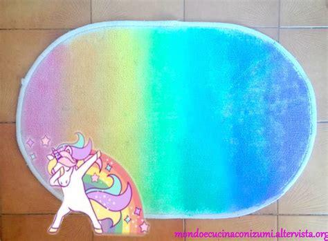 tappeto mondo facciamo un tappeto arcobaleno mondo e cucina