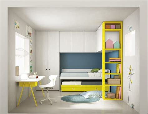 Tidy Bookcase 57 Smart Bedroom Storage Ideas Digsdigs