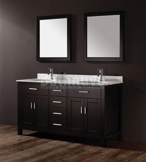 KLZ II 63 Espresso Bathroom Vanity