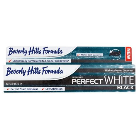 products beverly hills formula morrisons beverley hills formula toothpaste perfect white