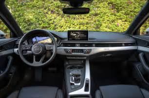 Audi A4 Fuel Efficiency 2017 Audi A4 Ultra Gets Big Boost In Fuel Economy Motor
