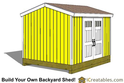 Big Shed Plans by Large Shed Plans How To Build A Shed Outdoor Storage