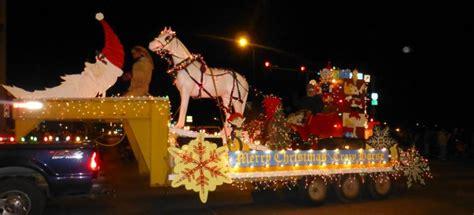 Festival Of Lights Parade Rapid City Sd