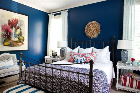 blaues schlafzimmer paint azul royal decora 231 227 o arquidicas