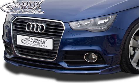 Lieferzeit Audi A1 by Vario X Frontspoiler Audi A1 8x A1 8xa Sportback Nicht