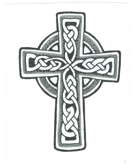 tribal celtic cross tattoos tribal cross design sle disenos de cruces
