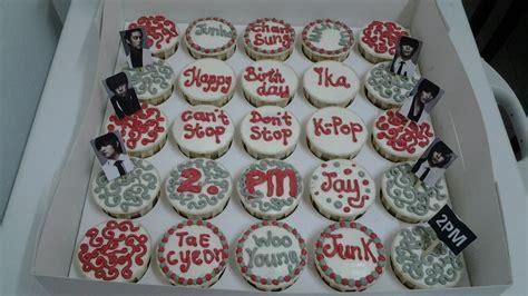 kpop themed cake linacupcakecreations online cupcake cake bakery shop