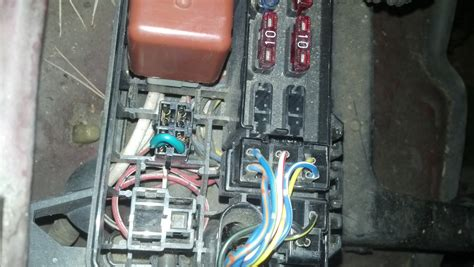 fuel pump relay  working yotatech forums