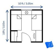 average size of kids bedroom minimum bedroom size for a single bed built to minimum