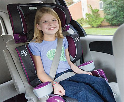 can child ride in front seat with booster keeping children safe in and around cars