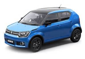 Maruthi Suzuki New Car Maruti Ignis Price Check Year End Offers Review Pics