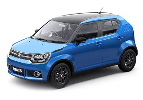 price check on cars maruti ignis price check year end offers review pics
