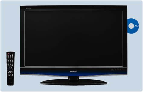 Tv Sharp Aqua Sharp Aquos Lc32bd60u 32 Inch 1080p Lcd Hdtv With Built In Player Electronics