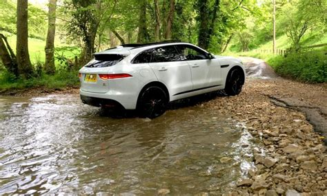 jaguar f pace review