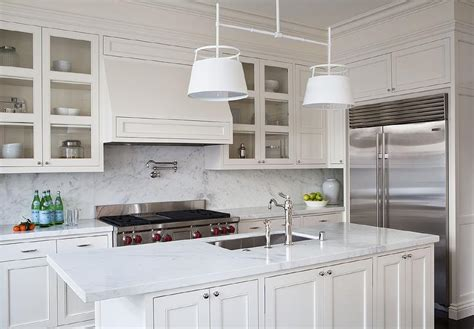 Floor And Decor Hilliard white and cream kitchens transitional kitchen