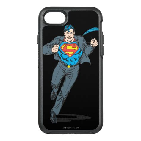 Superman Iphone 7 superman in business garb otterbox symmetry iphone 7