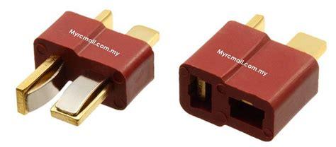 1 pair t dean style connector and myrcmall my