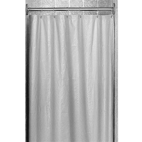 antimicrobial shower curtain white antimicrobial nylon vinyl shower curtain unoclean