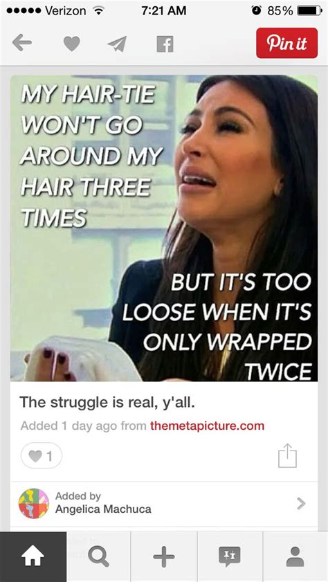 Kim Kardashian Crying Meme - kim kardashian hair tie crying face meme memes