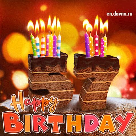 birthday card chocolate cake  candles   funimadacom