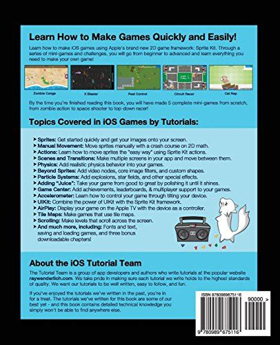 git tutorial ray wenderlich libro ios games by tutorials di ray wenderlich mike berg