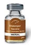 distemper vaccine dogs purevax ferret distemper 10 x 1 dose