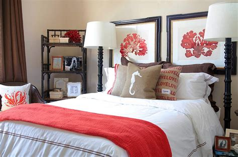 coral bedroom ideas color trends coral teal eggplant and more
