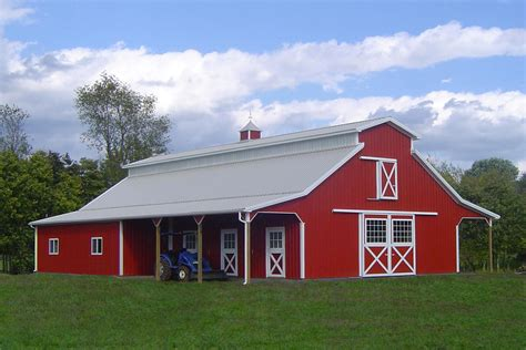 cool barn ideas american barns for your horses cool shed deisgn