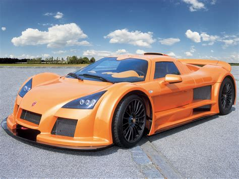 Auction results and data for 2007 Gumpert Apollo Sport