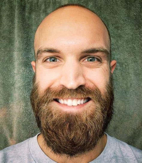 what beard style for bald men bald beard beard styles pinterest beards