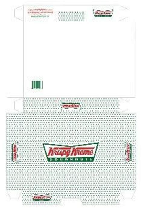 printable elf donut box template food mini printables sherree picasa web albums