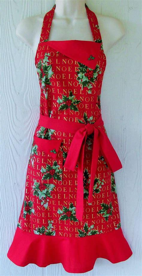 pattern christmas apron best 25 christmas aprons ideas on pinterest panuche