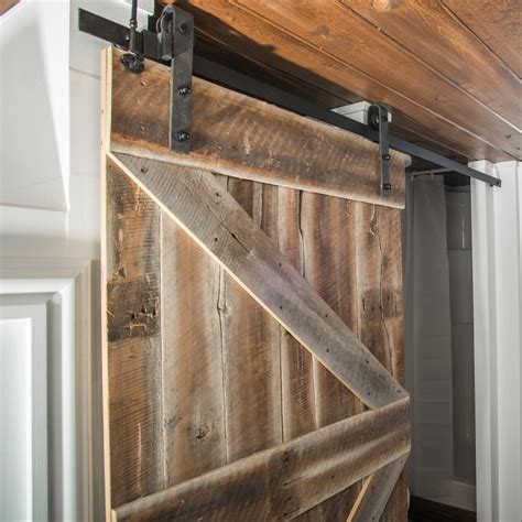 Custom Sliding Barn Doors Reclaimed Wood Barn Door Made By 84 Lumber Custom Millworkshops Barn Doors 84