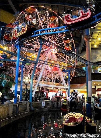 theme park adalah top 10 10 theme park indoor terbesar di dunia