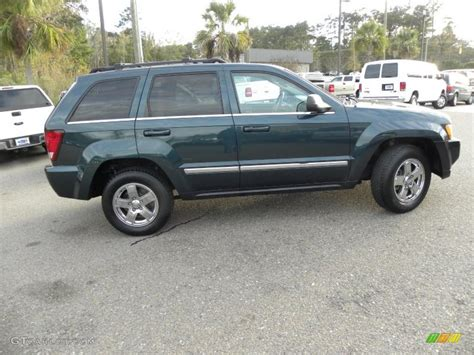 beryl green pearl 2005 jeep grand limited exterior photo 41624678 gtcarlot