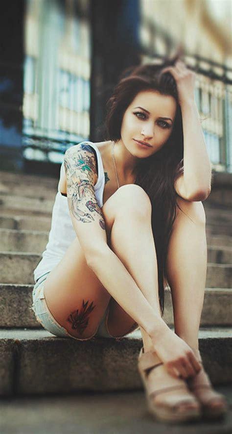 tattoo girl wallpaper iphone 6 plus iphone bgs 187 home