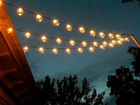 Globe Lights Patio 25 Best Ideas About String Lights Outdoor On Pinterest Outdoor Patio Lighting Patio Lighting