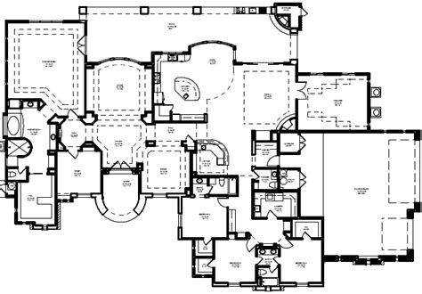 Arizona Custom Home Design Scottsdale Gilbert Phoenix Custom Home Floor Plans Az