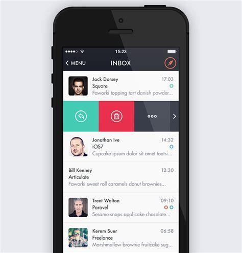 ios7 app design 1 glacegrafix
