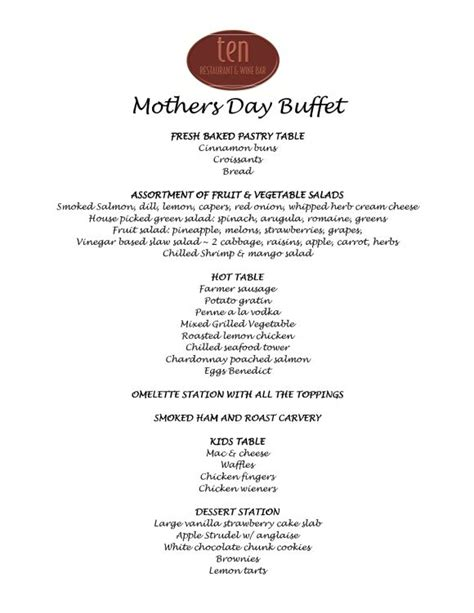 the 17 best mother s day restaurant marketing ideas pos